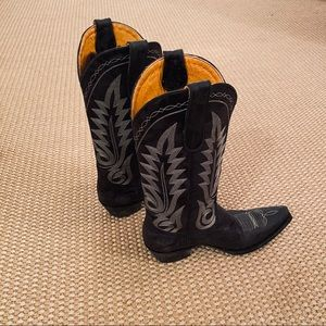 Worn Once. Old Gringo leather cowboy boots.